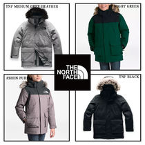 大人もOK! The North Face  YOUTH MCMURDO DOWN PARKA