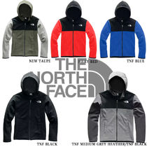 大人もOK! The North Face   BOYS' GLACIER ジップ フーディー