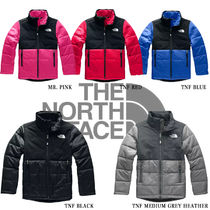 大人もOK The North Face YOUTH BALANCED ROCK INSULATED JACKET