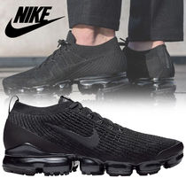 入手困難!NIKE ナイキ Air VaporMax Flyknit 3 'Triple Black'