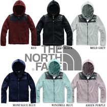 大人もOK! The North Face   GIRLS' OSO フーディー