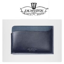 J.M. WESTON★PORTE-CARTES SIMPLE★カードホルダー