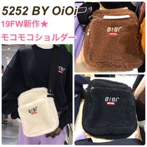 2019AW★新作【5252 by OiOi】SHEARLING AIRLINE BAG 全3色