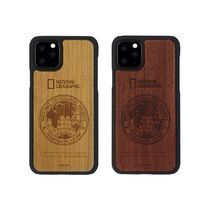iPhone11/11Pro/11ProMax National Geographic Global Seal wood