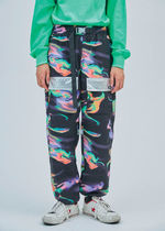 ●OPEN THE DOOR●韓国FASHION●PRISM BUCKLE JOGGER PANTS