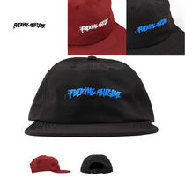 New !! Fucking Awesome Stamp 6 Panel キャップ / Black・Red