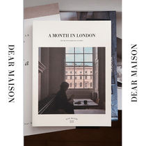 DEAR MAISON☆A MONTH IN LONDON DIARY ver.8☆手帳