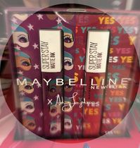 ★US期間限定★Maybelline x Shaley Longshore コラボ Superstay