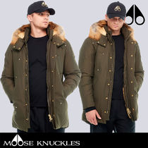 MOOSE KNUCKLES(ムースナックルズ) ダウンジャケット MOOSE KNUCKLES*ムースナックルズ*STAG LAKE PARKA*ダウン