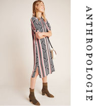 【Anthropologie】Mackenzie Mock Neck Tunic Dress n ワンピ
