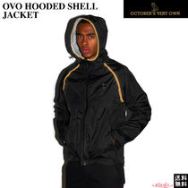 【Drakeブランド】October's Very Own☆OVO HOODED SHELL JACKET