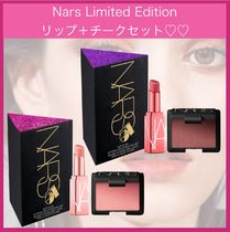 【NARS】SOFTCORE MINI BLUSH AND BALM SETチーク+リップセット