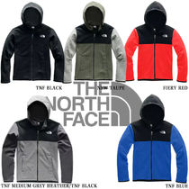 大人もOK!The North Face   BOYS' GLACIER ジップフーディー