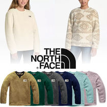 大人もOK!The North Face   YOUTH CAMPSHIRE CREW