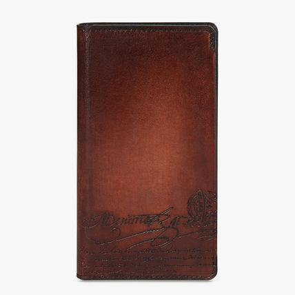 Berluti スマホケース・テックアクセサリー 【BERLUTI】Leather Flip Case iPhone XS Venezia(2)