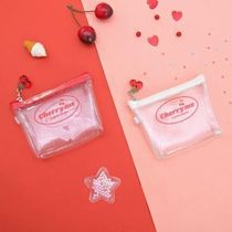 【SECOND MANSION】 Cherry Me Twinkle Coin Wallet