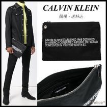 *CALVIN KLEIN*205W39NYC クラッチバッグ 関税/送料込