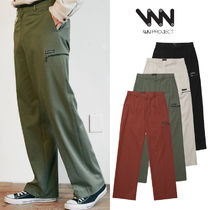 WV PROJECT★PERRIS WIDE SLACKS CJLP7314 4カラー
