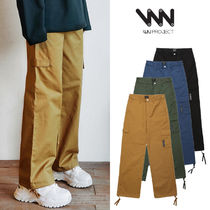 WV PROJECT★WIDE CHINO PANTS CRLP7330 4カラー