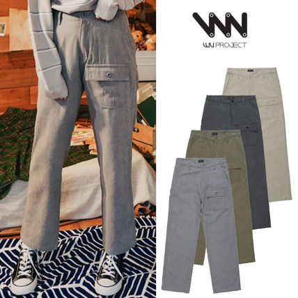 WV PROJECT パンツ WV PROJECT★WEST WIDE WORK PANTS CJLP7318 4カラー