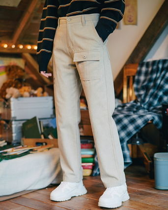 WV PROJECT パンツ WV PROJECT★WEST WIDE WORK PANTS CJLP7318 4カラー(5)