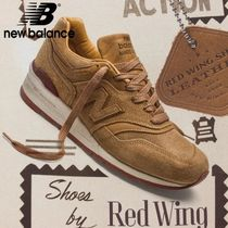 New Balance x Red Wing コラボ★完売必須! M997 MADE IN USA
