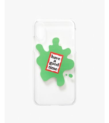 have a good time スマホケース・テックアクセサリー 日本未出荷◆have a good time◆Ameba/Frame iPhone Case(2)
