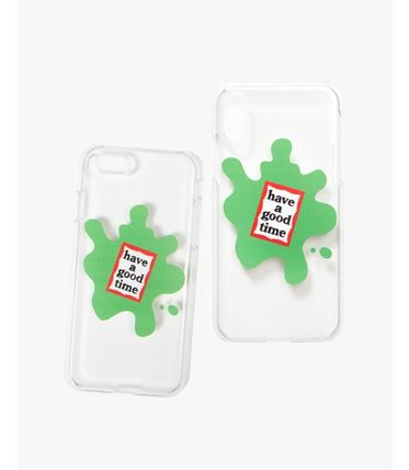 have a good time スマホケース・テックアクセサリー 日本未出荷◆have a good time◆Ameba/Frame iPhone Case(3)