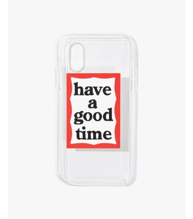 have a good time スマホケース・テックアクセサリー 日本未出荷◆have a good time◆Ameba/Frame iPhone Case(4)