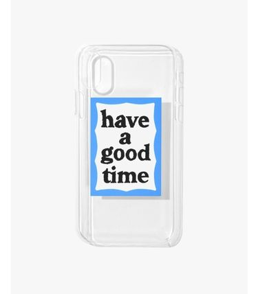 have a good time スマホケース・テックアクセサリー 日本未出荷◆have a good time◆Ameba/Frame iPhone Case(5)