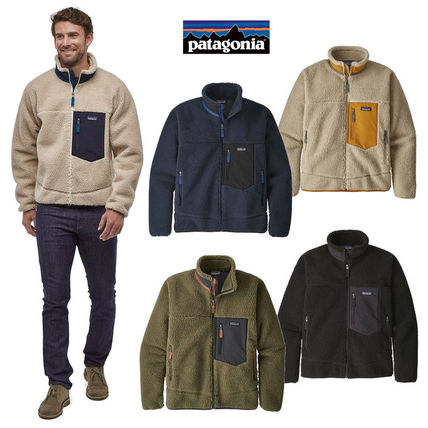 大人気【Patagonia】Men's Classic Retro-X Fleece Jacket