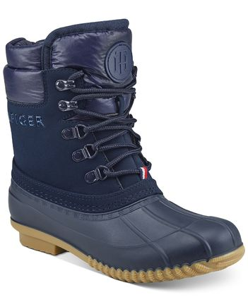 Tommy Hilfiger シューズ・サンダルその他 Tommy Hilfiger Muddy Cold-Weather Boots 2色