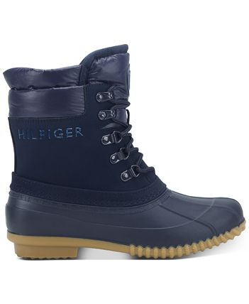 Tommy Hilfiger シューズ・サンダルその他 Tommy Hilfiger Muddy Cold-Weather Boots 2色(2)