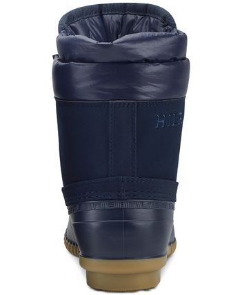 Tommy Hilfiger シューズ・サンダルその他 Tommy Hilfiger Muddy Cold-Weather Boots 2色(3)
