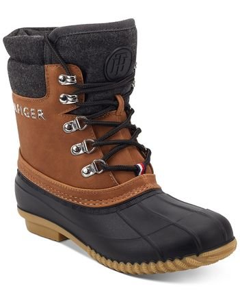 Tommy Hilfiger シューズ・サンダルその他 Tommy Hilfiger Muddy Cold-Weather Boots 2色(4)