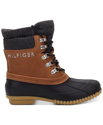 Tommy Hilfiger シューズ・サンダルその他 Tommy Hilfiger Muddy Cold-Weather Boots 2色(5)