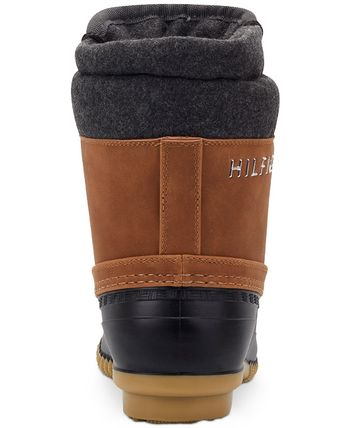 Tommy Hilfiger シューズ・サンダルその他 Tommy Hilfiger Muddy Cold-Weather Boots 2色(6)