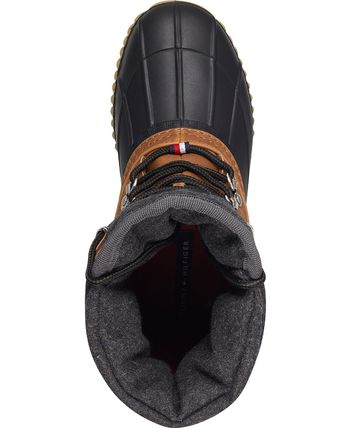 Tommy Hilfiger シューズ・サンダルその他 Tommy Hilfiger Muddy Cold-Weather Boots 2色(7)