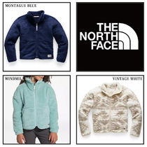 大人もOK!The North Face  GIRLS' CAMPSHIRE カーディガン