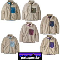 ☆大人も着れる☆Patagonia☆Kids' Retro-X Fleece Jacket