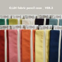 【oh lolly day】 O,LD! fabric pencil case _ VER.3