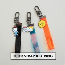 【oh lolly day】 O,LD! STRAP KEY RING_VER.1