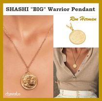 Ron Herman★SHASHI BIG Warrior Pendant★コインネックレスGOLD