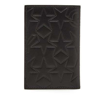 GIVENCHY ライフスタイルその他 【カードホルダー】GIVENCHY EMBOSSED STAR LOGO CARD HOLDER(2)
