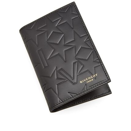 GIVENCHY ライフスタイルその他 【カードホルダー】GIVENCHY EMBOSSED STAR LOGO CARD HOLDER(3)