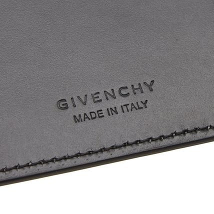 GIVENCHY ライフスタイルその他 【カードホルダー】GIVENCHY EMBOSSED STAR LOGO CARD HOLDER(4)