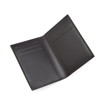 GIVENCHY ライフスタイルその他 【カードホルダー】GIVENCHY EMBOSSED STAR LOGO CARD HOLDER(5)