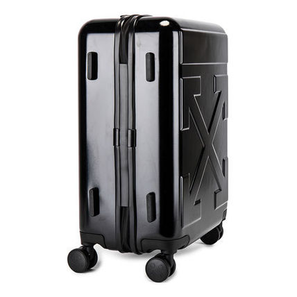 Off-White スーツケース 【OFF-WHITE】BLACK QUOTE LUGGAGE(3)