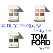ホリデー限定★Tom Ford★SOLEIL EYE COLOR QUAD