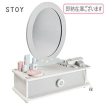 STOY ★Dressing Table White【関税送料込】